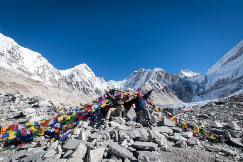 16 Days Everest Base Camp Trek Itinerary