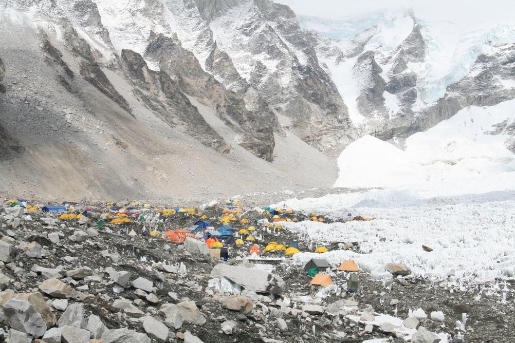 Everest Base Camp trek deaths