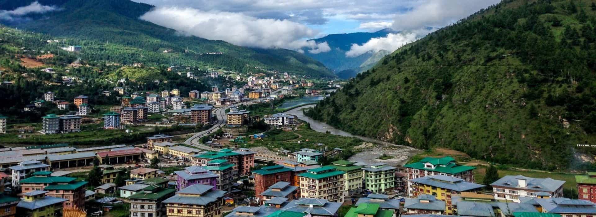 Bhutan in June