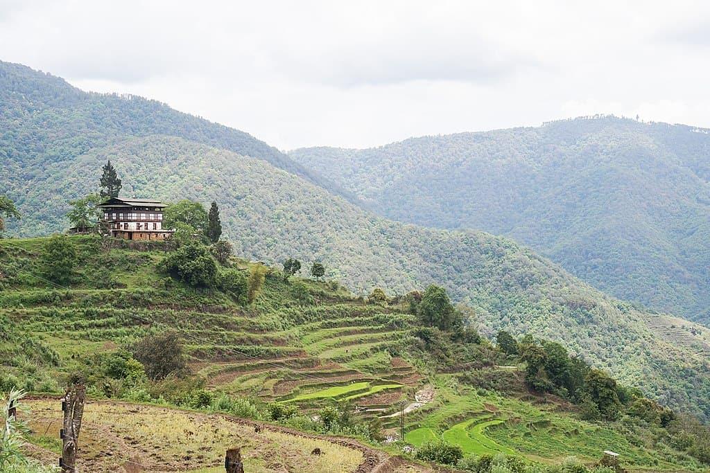 Bhutan in August