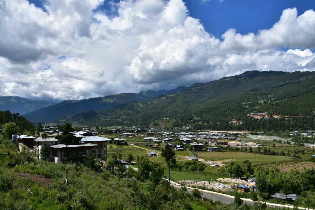Bhutan in July