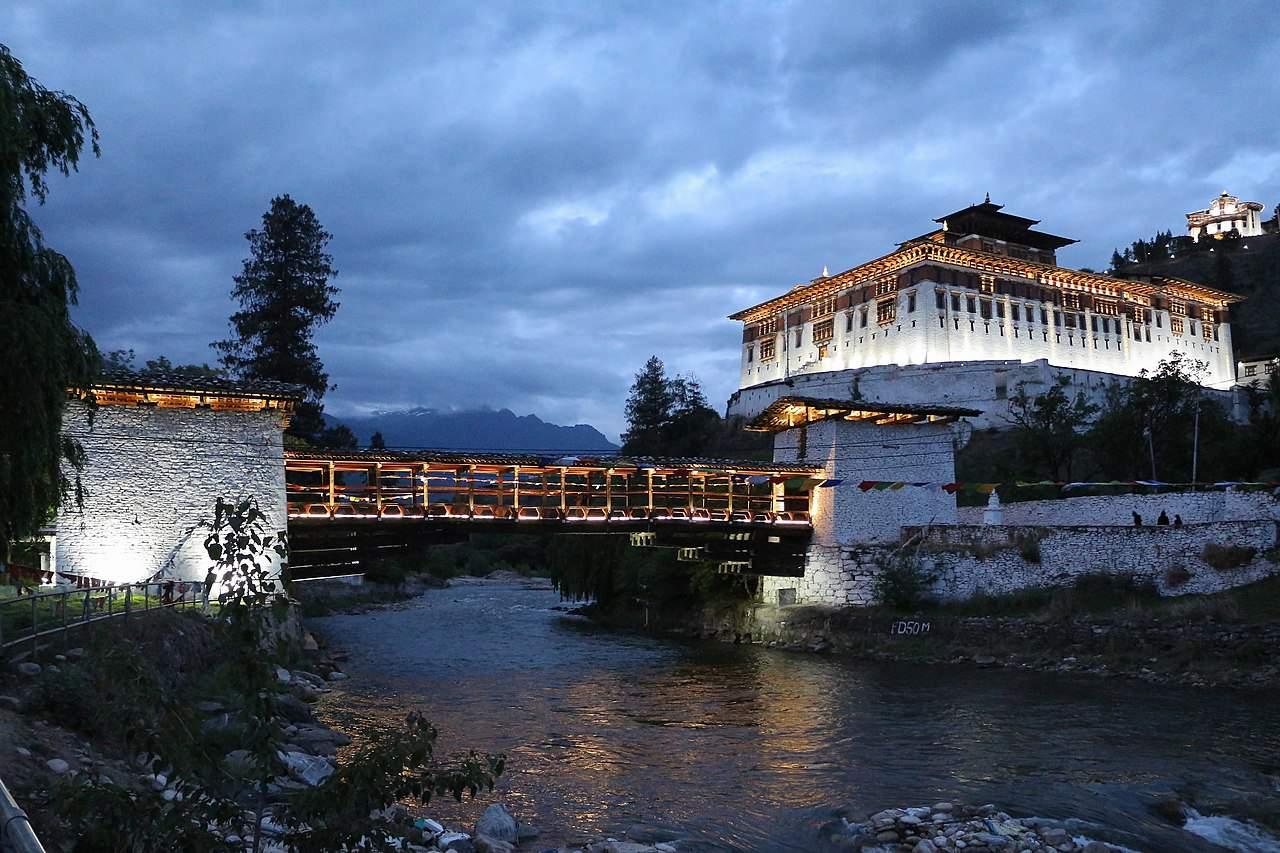 Bhutan Weather in September