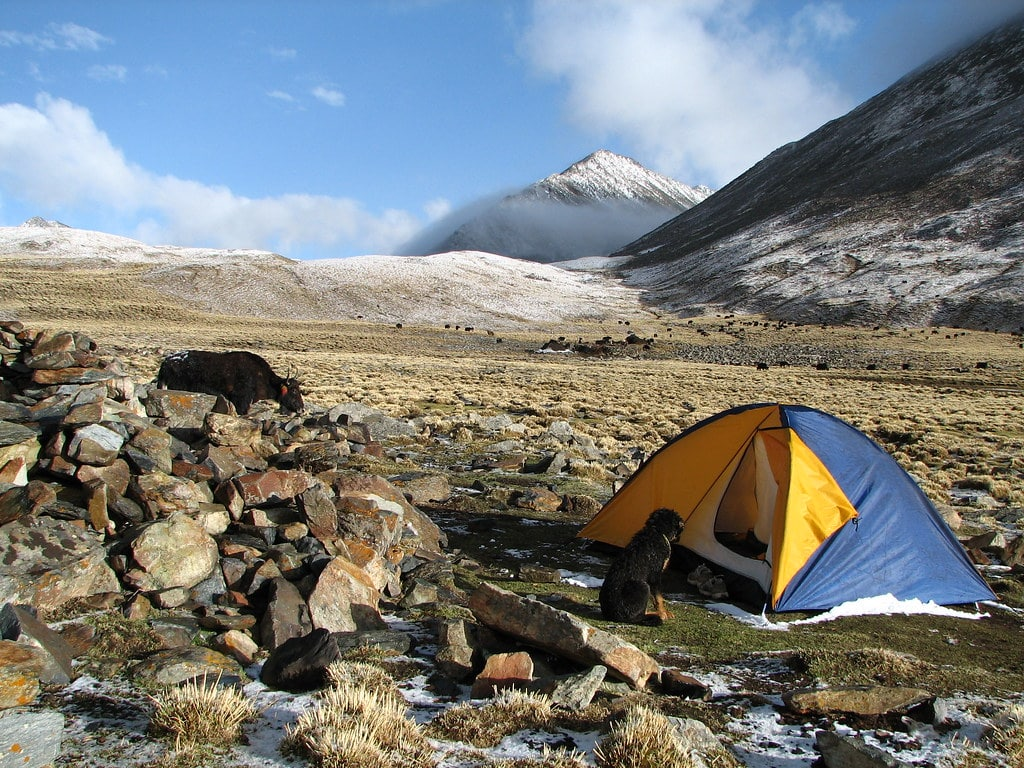 5 days trek in nepal