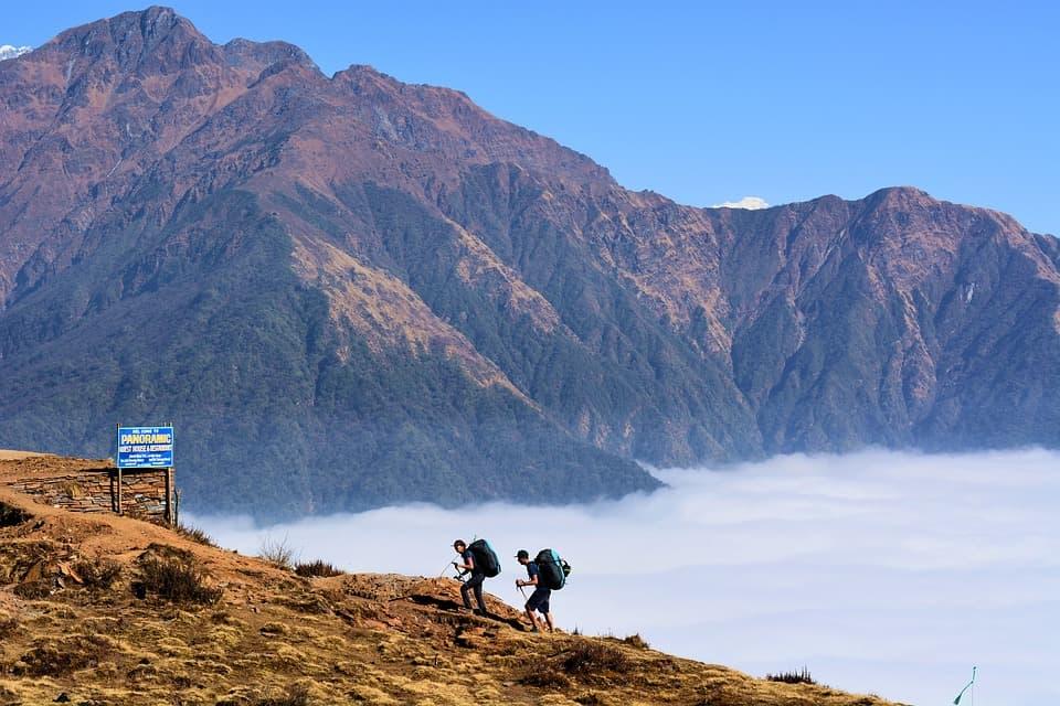 8 Days Treks in Nepal