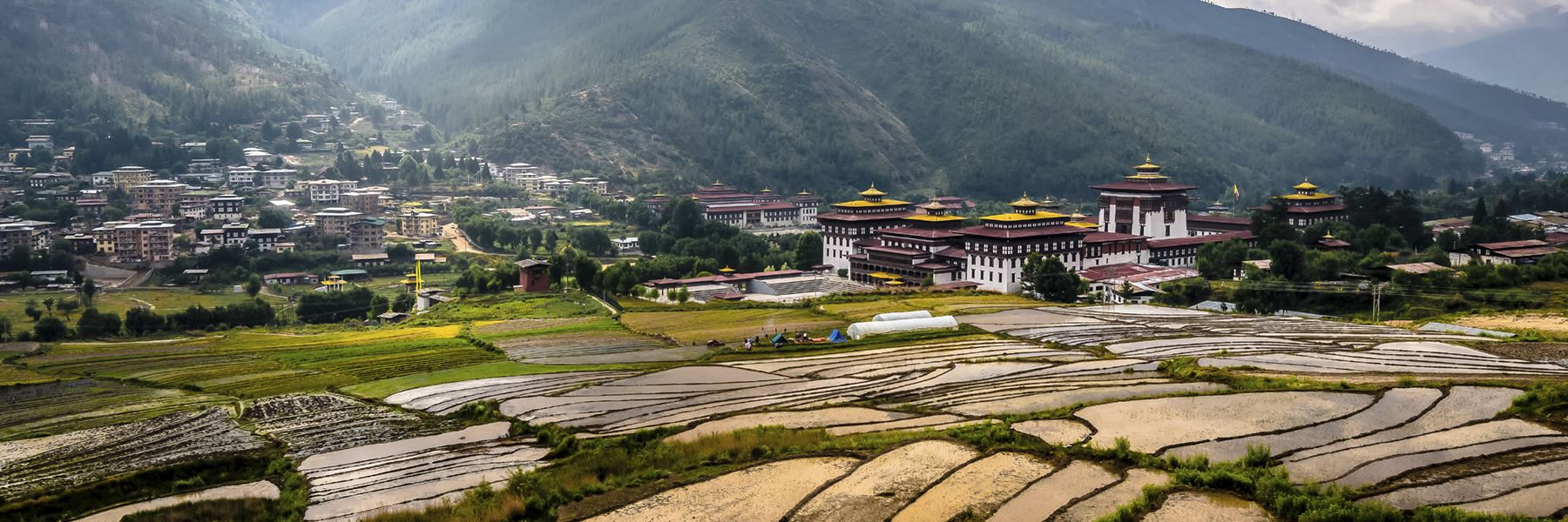 Bhutan in November