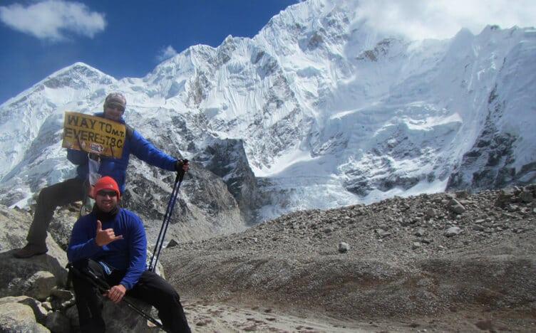 16 days Everest base camp trek itinerary