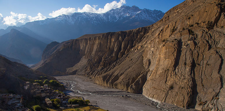 Best Time to Visit Mustang Nepal