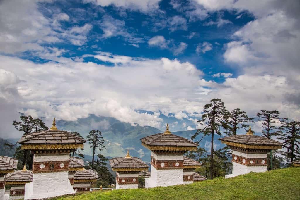 Dochu La Pass Bhutan