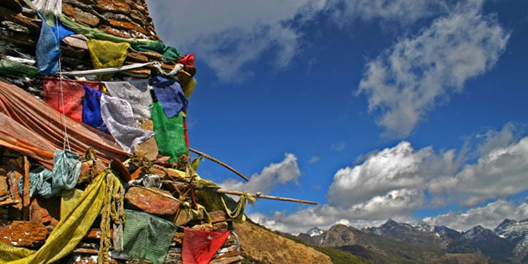 Everest Base Camp Chola Pass Trek in December