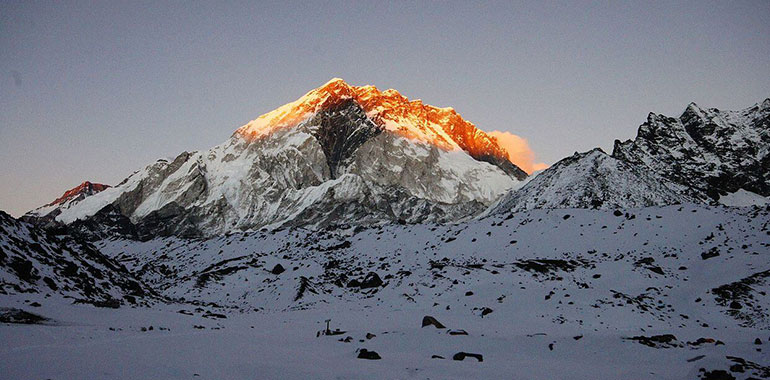 Everest Base Camp Trek Distance, Length and Elevation