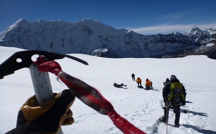 Island Peak climbing tips