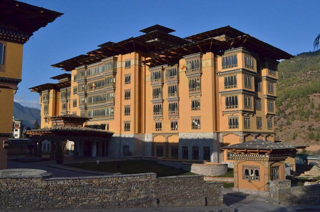 Accommodation Services in Bhutan in November
