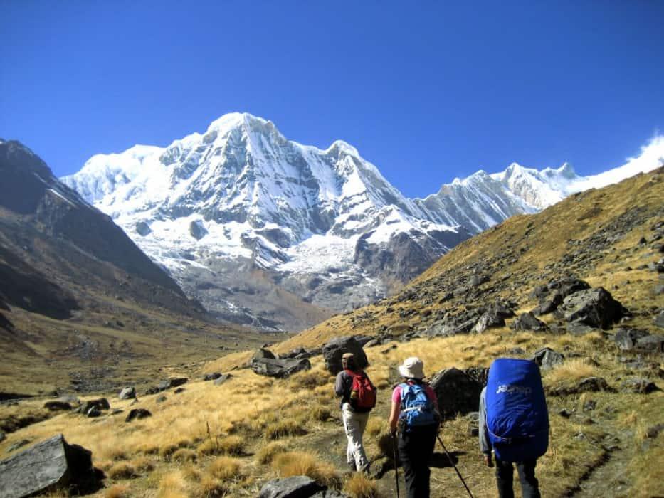 Annapurna Base Camp Trek Training