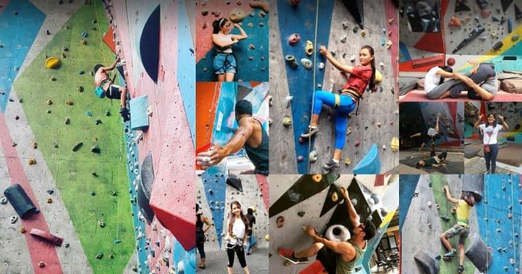 Astrek Wall Climbing