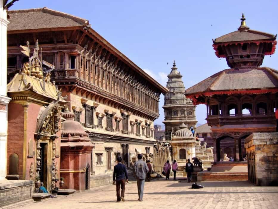 Bhaktapur Durbar Square- Cultural Nepal