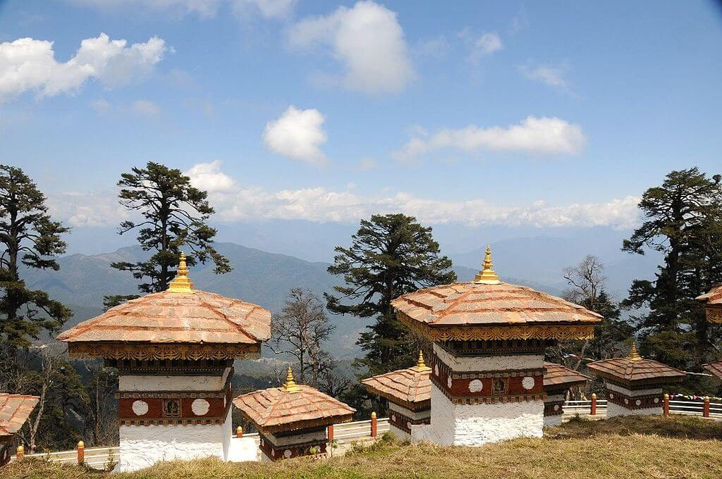 Bhutan Weather and Climate in December