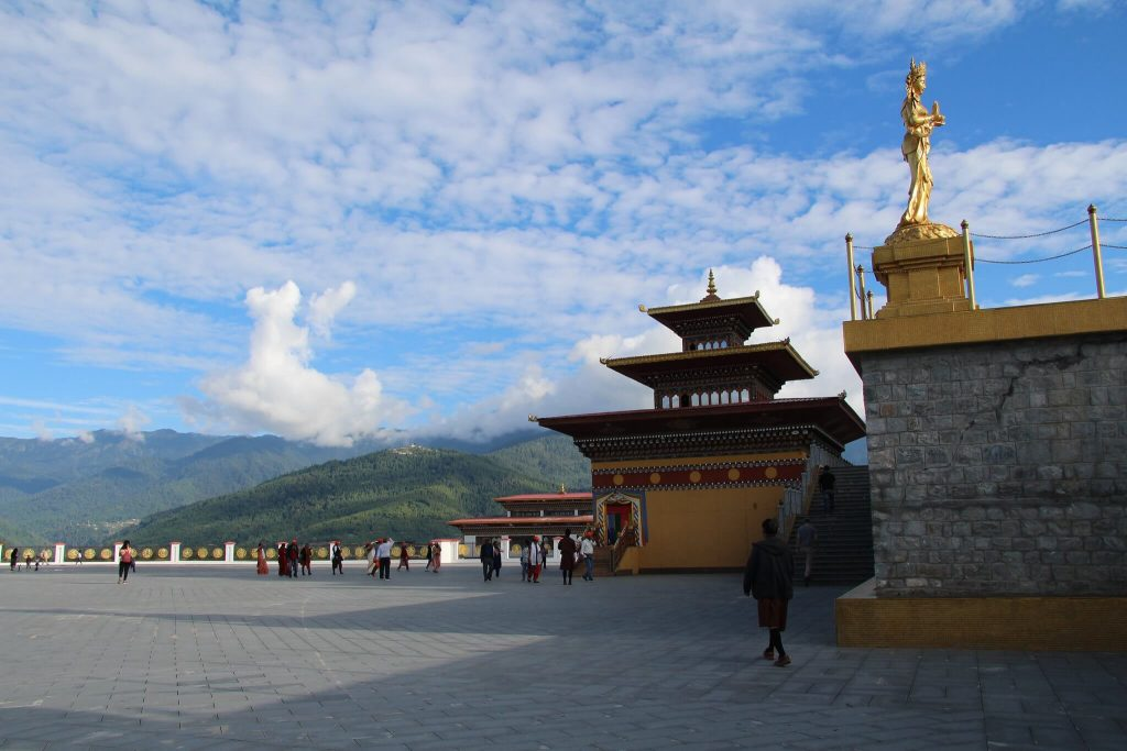 Bhutan Weather in September