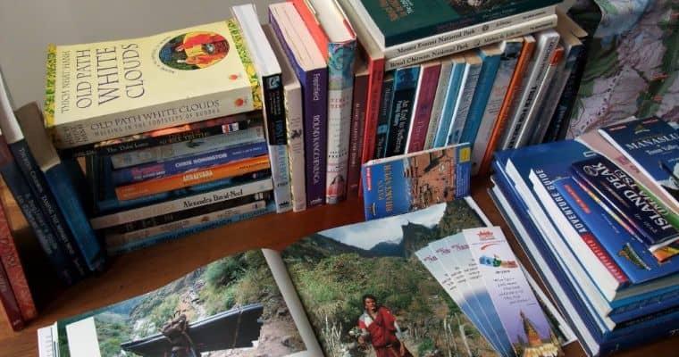 Book Shops in Thamel