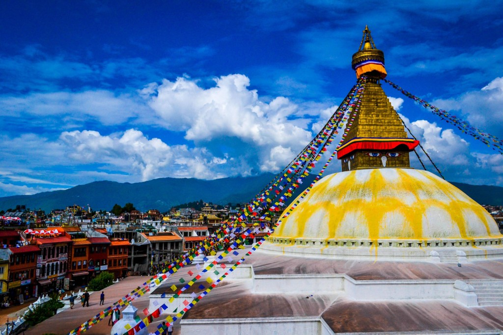 boudhanath-stupa-cultural heritage-nepal
