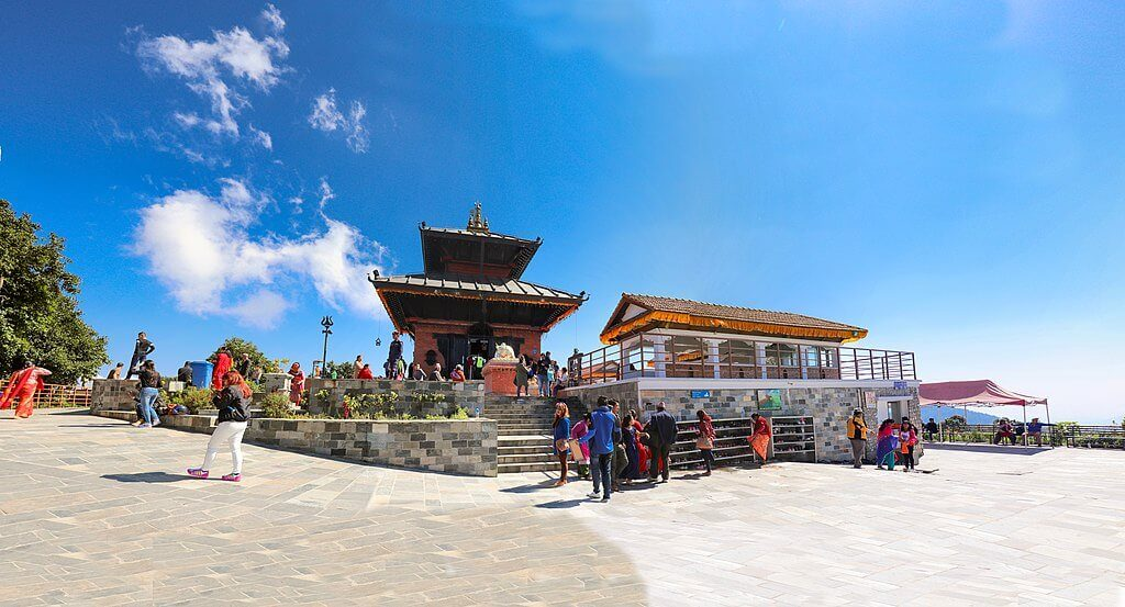 Chandragiri Trek