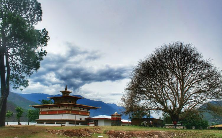 Chimi Lakhang Bhutan Druk Path Trek