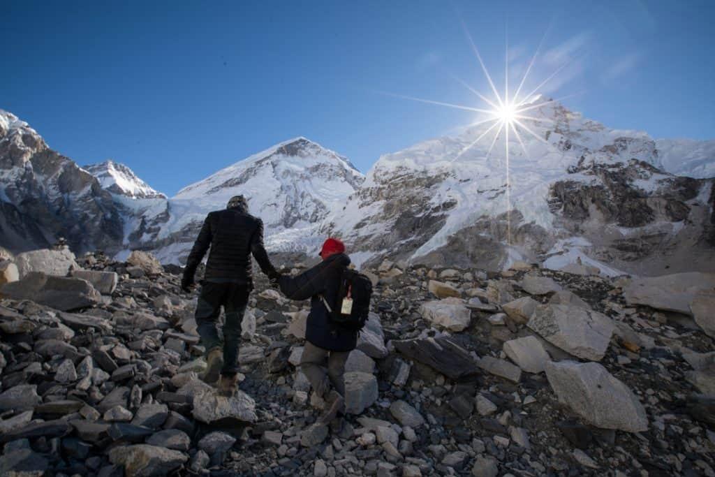 EBC trekking nepal