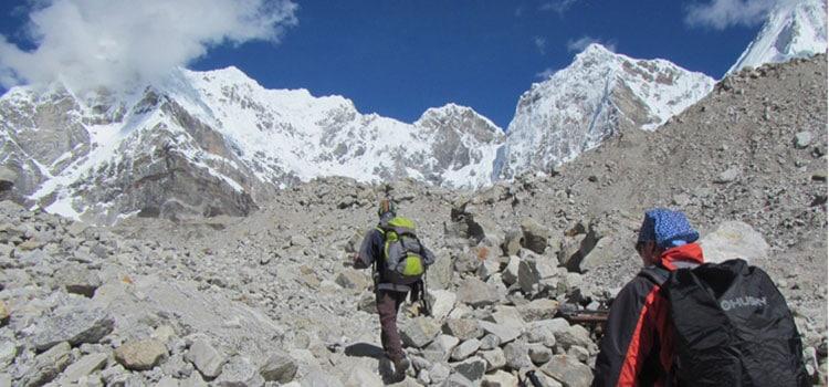 Everest Base Camp Trek in March