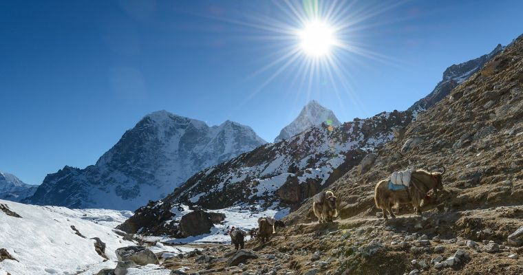 Everest Base Camp Trek Package Cost