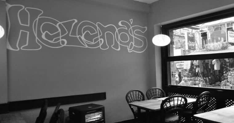 Helena's Rooftop Restaurant