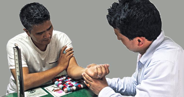 Holistic healing with Tibetan Medicine