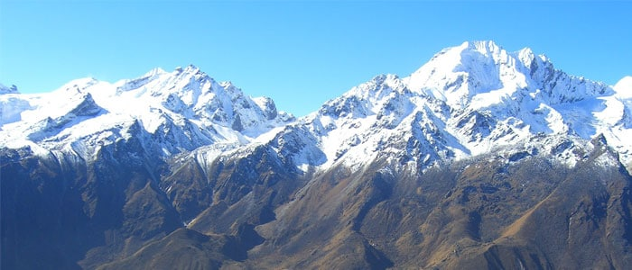 Langtang Valley Trek in April