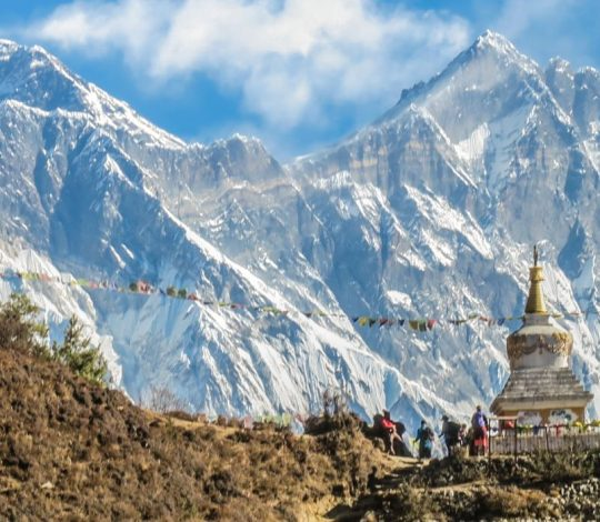 Langtang Valley Trekking Holiday