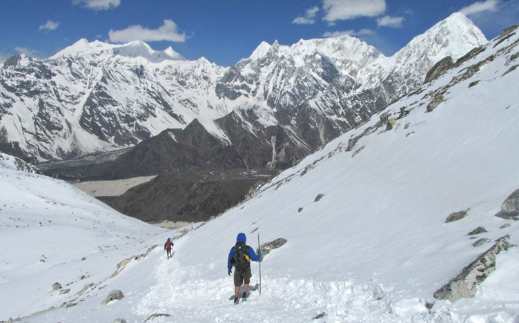 winter in nepal- weather - when to go