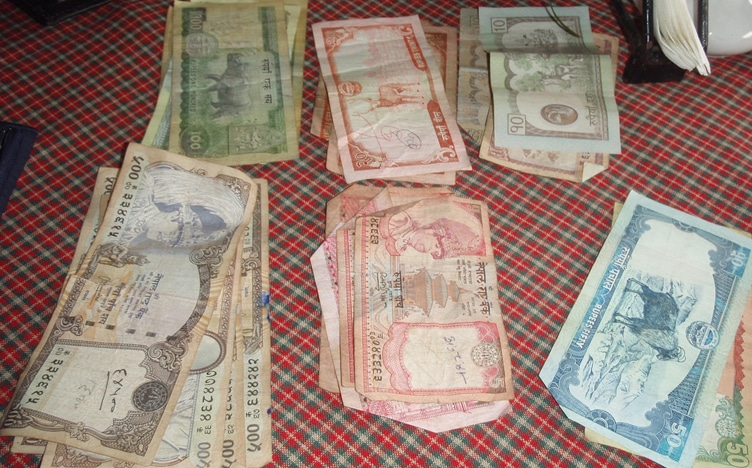 nepal money is affordable to visit nepal