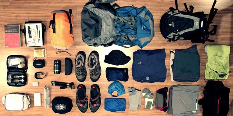 Packing for Poon Hill trek in November and December