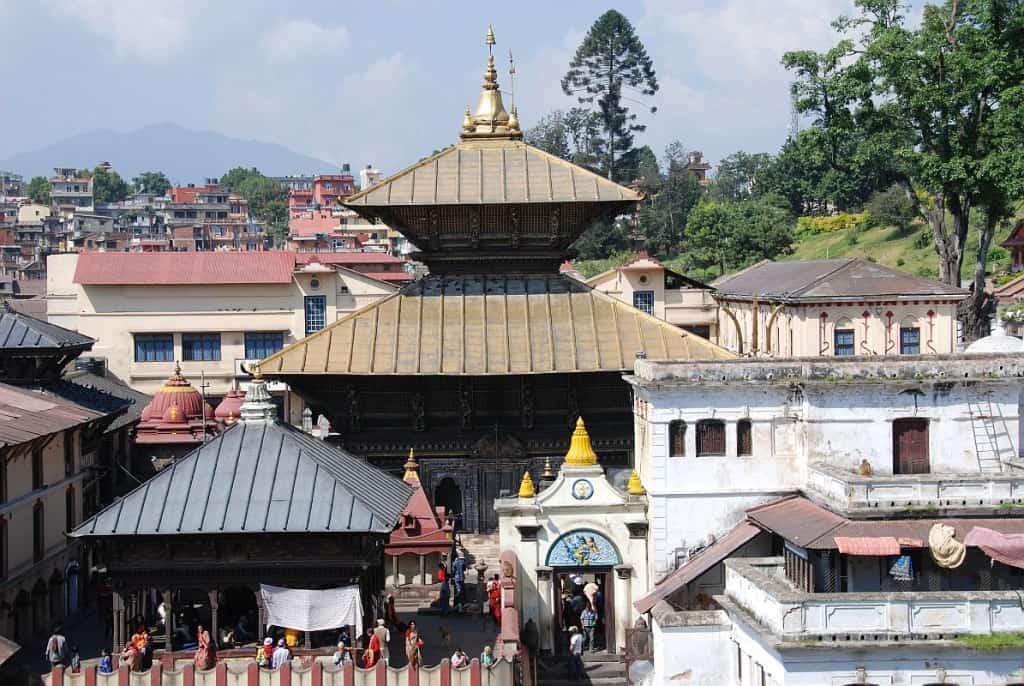 Pashupatinath temple- Cultural heritage Nepal