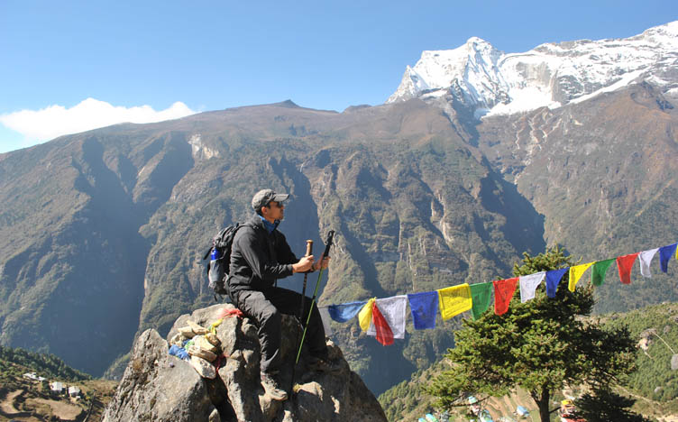 Everest Base Camp Trek in April