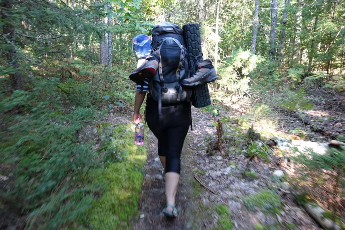 trekking packing list