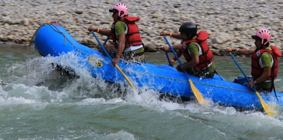 Trishuli River Rafting Day Tour