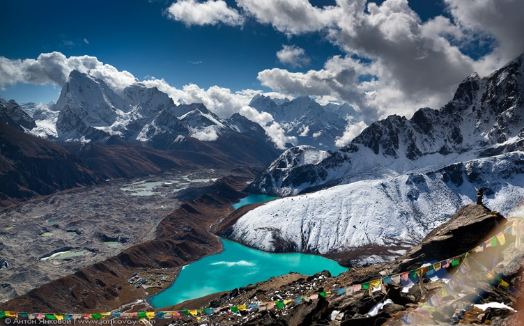 What The Trek Is Like When You Go Beyond Everest Base Camp