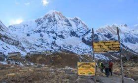 Best Time to trek Annapurna Base Camp trek
