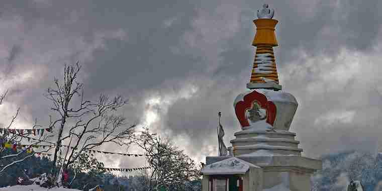 Bhutan in January